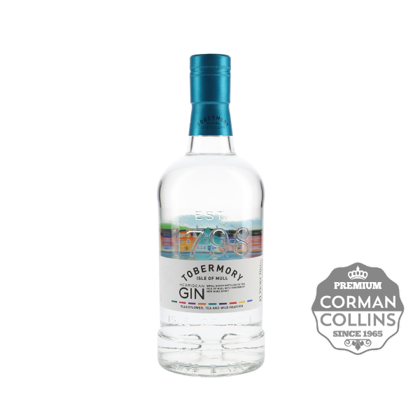 Image de GIN TOBERMORY 70 CL 43.3° DRY