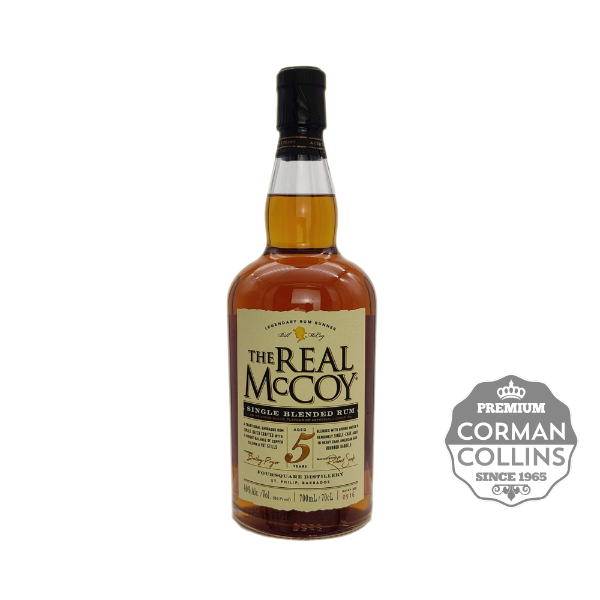 Picture of REAL MCCOY 70 CL 40° 5 YO