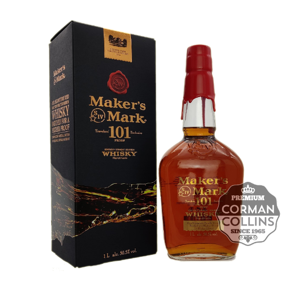 Picture of MAKERS MARK 100 CL 50.5° 101 PROOF