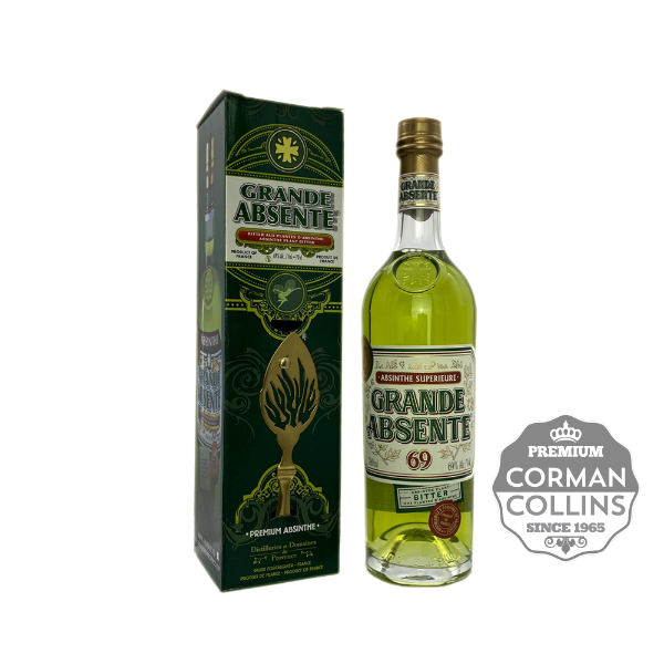 Picture of ABSENTE 70 CL 69° GRANDE BITTER + CEUILLERE
