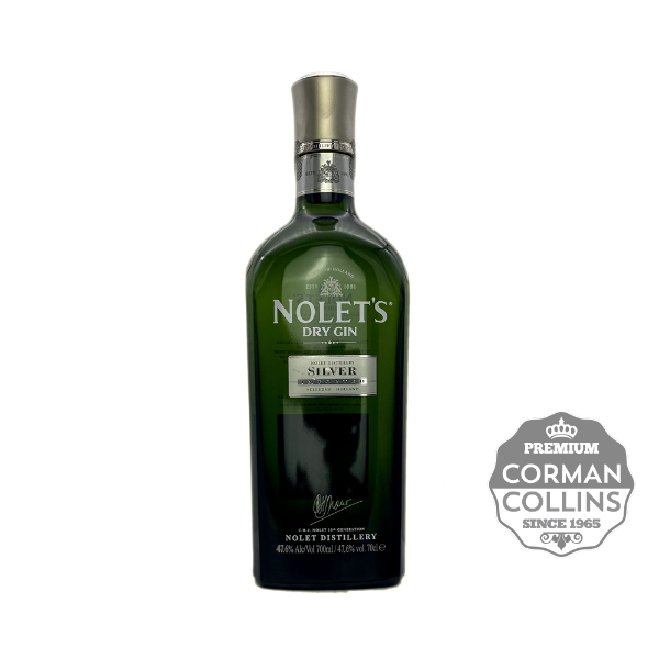 Picture of GIN NOLET 70 CL 47.6° SILVER