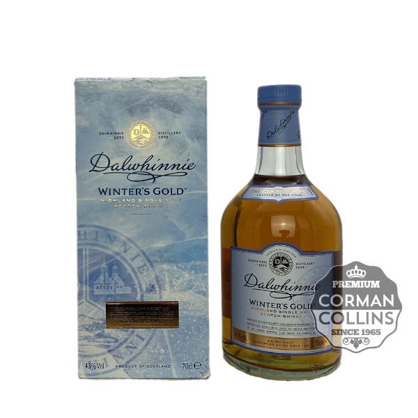 Picture of DALWHINNIE 70 CL 43° WINTER GOLD
