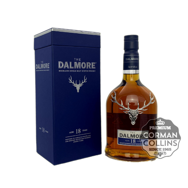 Picture of DALMORE 70CL 40° 18ANS NEW PACKAGING